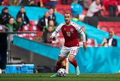 Christian Eriksen w szpitalu. Lekarze o leczeniu piłkarza z Danii