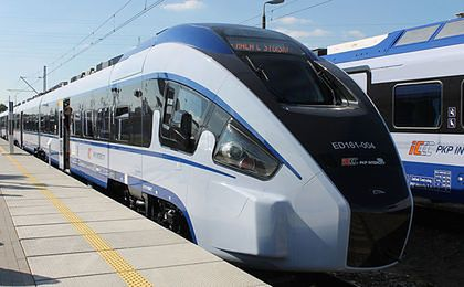 Inwestycje na kolei. Zmodernizują 100 km torów na trasie Poznań-Warszawa