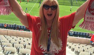 Maryla Rodowicz wierzy w polskich piłkarzy