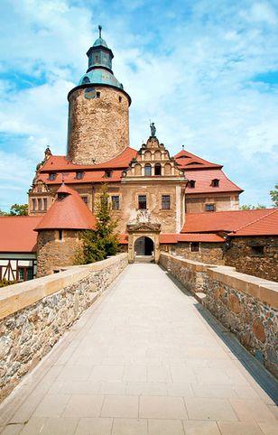 Zamek Czocha został zbudowany w XIII wieku