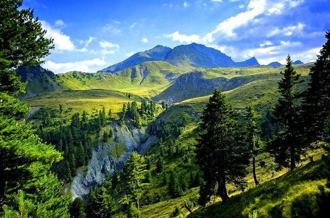 kosowo, gjeravica, góry