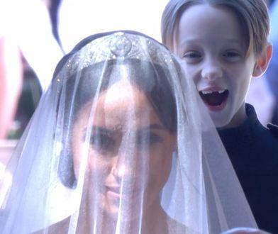 Brian Mulroney skradł show na książęcym ślubie