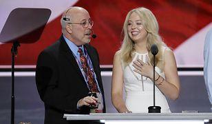 Tiffany Trump kibicuje ojcu w wyborach prezydenckich