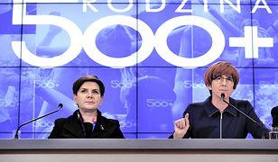 Deklaracja wicepremier Beaty Szydło wywołała masę spekulacji. W środę przecięła je Elżbieta Rafalska, minister rodziny