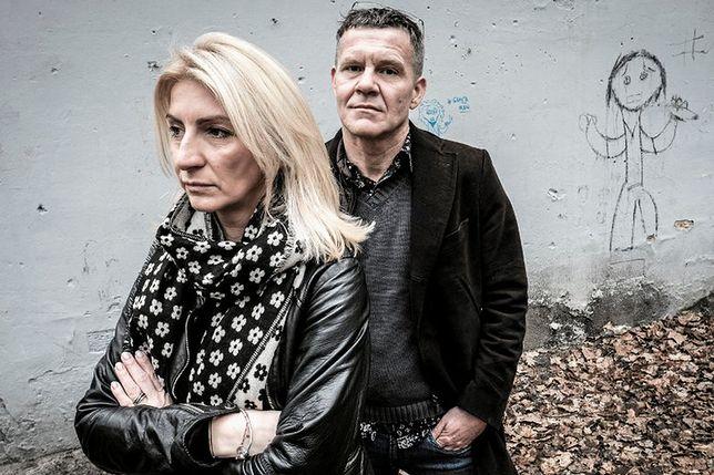 Małgorzata Szewczyk-Nowak i Artur Nowak zagrali w filmie Sekielskiego