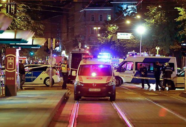 90 osób rannych w wyniku eksplozji butli z gazem