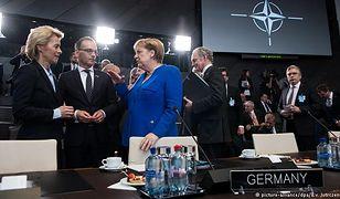 Berlin najbardziej się boi wyścigu zbrojeń