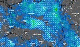 Prognoza pogody. Do niedzieli na gwałtowne zjawiska muszą być przygotowani mieszkańcy całej Polski