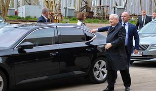 Jarosław Kaczyński z wizytą na Pomorzu Zachodnim. Wybrał się na szczupaki