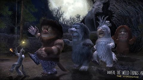 Where the Wild Things Are doczeka się gry wideo