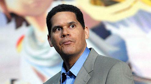 Reggie zaprzecza istnieniu Wii HD