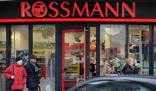 Uwaga na oszustwo w sieci, udające promocję w sieci Rossmann
