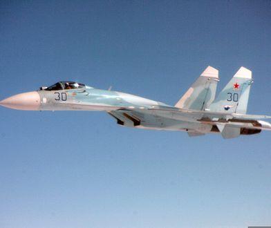 Myśliwce NATO przechwyciły w ciągu tygodnia osiem rosyjskich samolotów