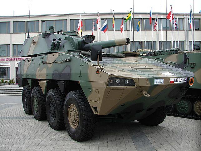 Moździerze samobierzne Rak zastąpią ciągnione moździerze 98 mm