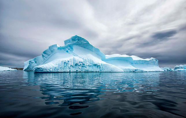 Olbrzymia góra lodowa, która oderwała się od Antarktydy waży ponad 315 mld ton