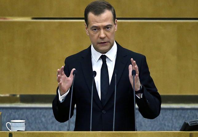 Rosja. Miedwiediew zatwierdził ratyfikację porozumienia klimatycznego.