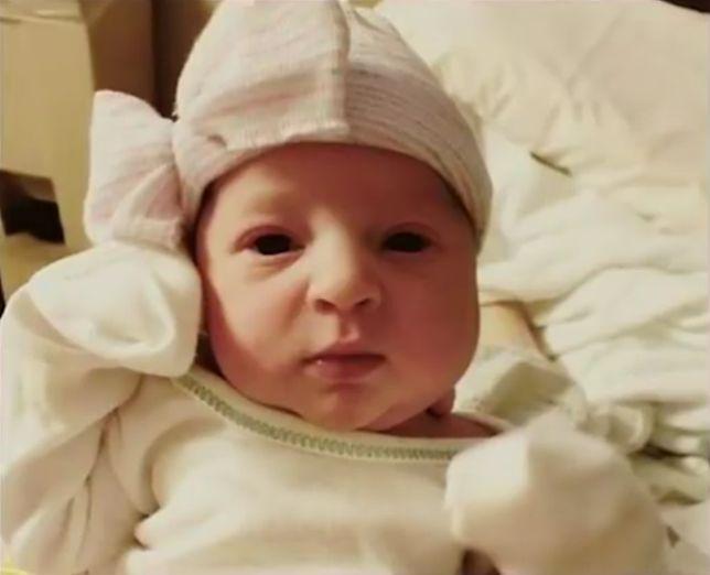 Emma, która zrodziła się z zamrożonego embriona