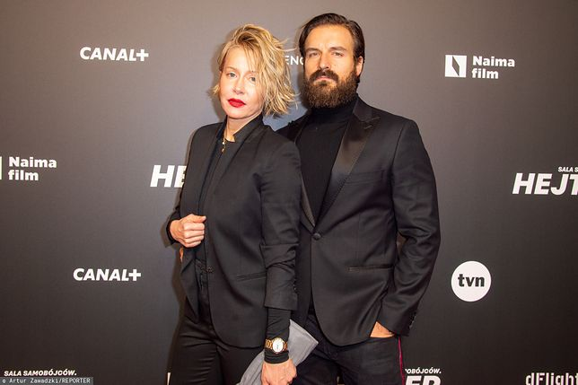 Katarzyna Warnke i Piotr Stramowski są małżeństwem od 2016 roku