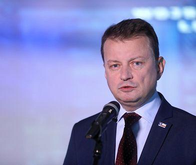 Mariusz Błaszczak uważa, że negocjacje dotyczące wzmocnienia wojsk USA w Polsce zakończą się sukcesem
