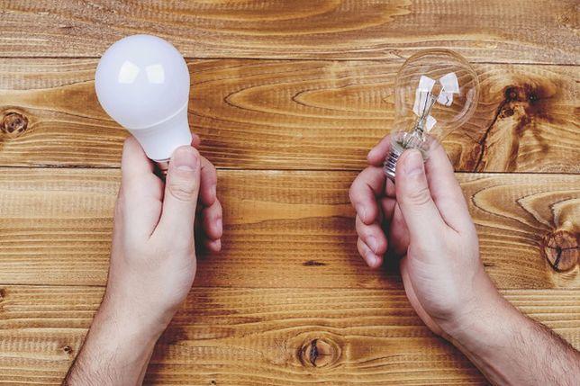 Lampy LED rewolucjonizują polskie domy