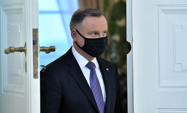 Szczepionka na COVID. Andrzej Duda rozmawiał z prezydentem Chin