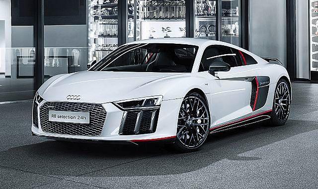 Audi R8 Coupe V10 plus w wersji specjalnej