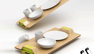 Magic Tray - taca przyciągająca naczynia