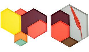 Kaleido - tace przypominające lekcje geometrii