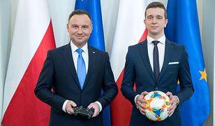 Prezydent Andrzej Duda stawia na e-sport