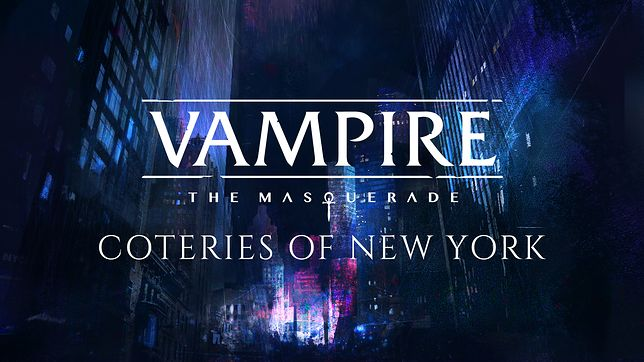"""Vampire: The Masquerade  - Coteries of New York"" od polskiego studia Draw Distance."