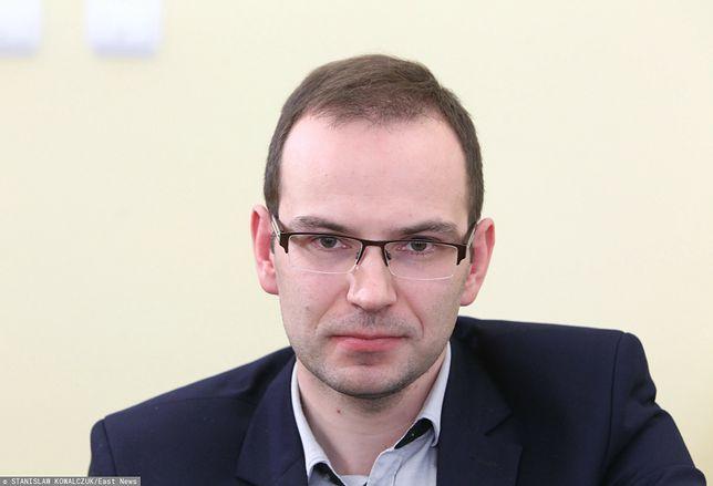 Poseł PiS Marcin Kamil Duszek