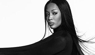 Naomi Campbell w kampanii Givenchy Jeans