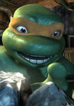 Wojownicze żółwie ninja od Johna Fusco