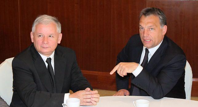Viktor Orban spotka się z Jarosławem Kaczyńskim