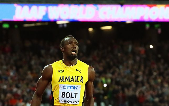 "Usain Bolt - główny bohater dokumentu pt. ""I Am Bolt"""