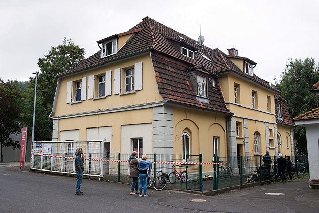 Pożar w ośrodku dla uchodźców w Witzenhausen w Niemczech