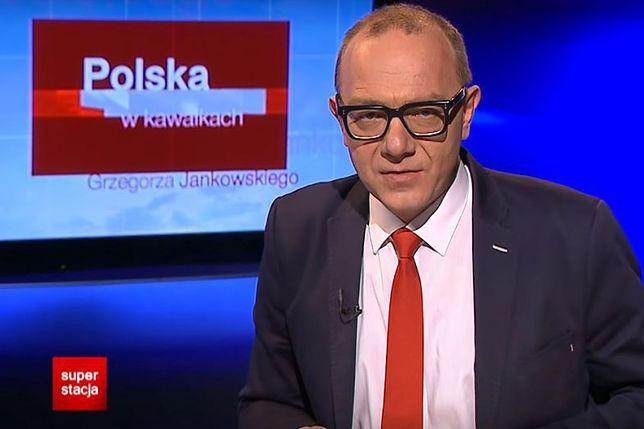 Grzegorz Jankowski, dyrektor programowy Superstacji, nie chce komentować doniesień