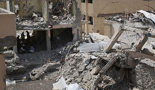 Afganistan. Eksplozja samochodu pułapki w Kabulu, są ofiary i wielu rannych