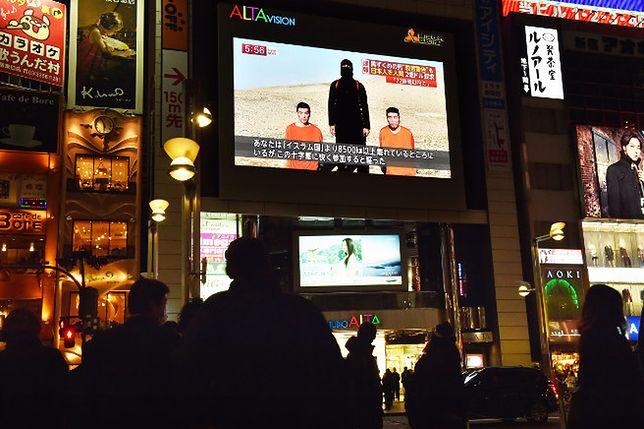 Państwo Islamskie grozi śmiercią kolejnych zakładników - Japończyków