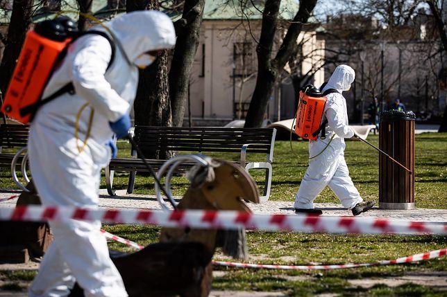 Koronawirus w Polsce. Następne ofiary i zakażeni. Dane Ministerstwa Zdrowia