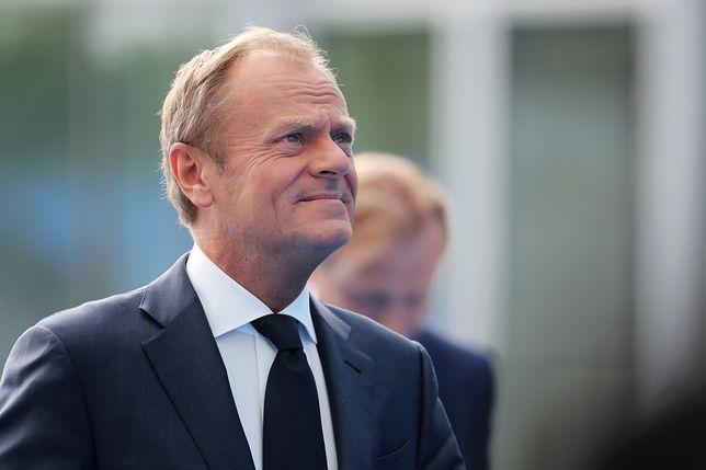 """Donald Tusk refleksyjnie. """"Każdy z was znajduje w życiu jakieś swoje Westerplatte..."""""""