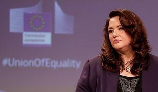 Komisarz UE ds. równości płci Helena Dalli