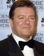 Ricky Gervais wystraszony przez duchy