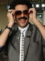 """Borat na """"Przyjęciu"""""""