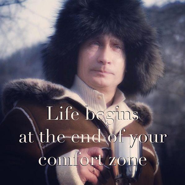 Putin guru fitnessu? Ruszył nowy profil na Instagramie