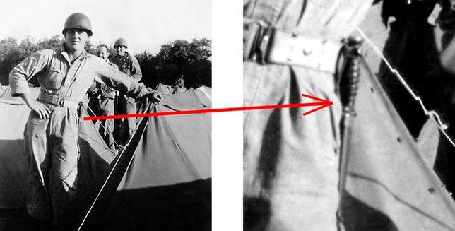 Amerykański nóż okopowy M-3 - prawdziwa legenda