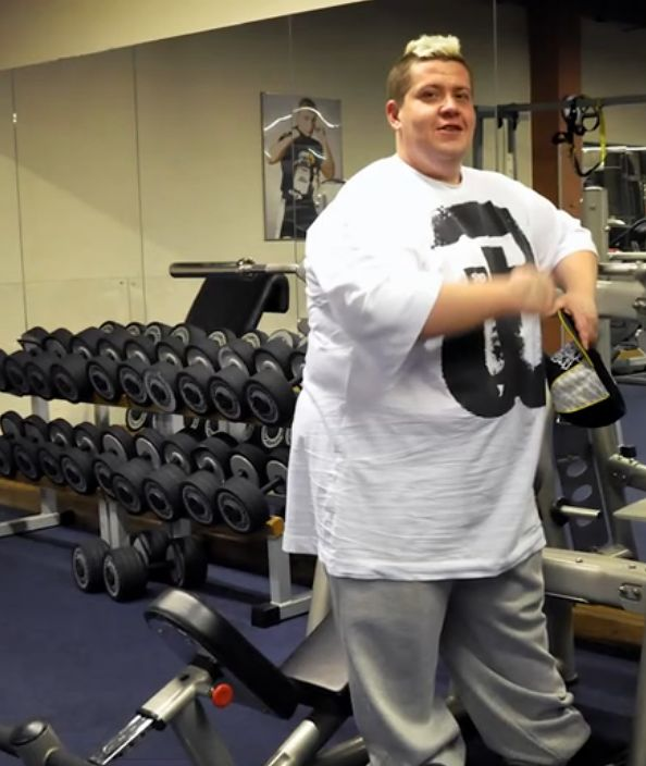Ważył 160 kg, mimo to kobiety za nim szalały