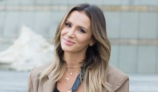 Sara Boruc często prezentuje na sobie luksusowe marki