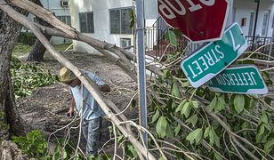 Huragan Irma osłabł, ale wciąż groźny. Dalej sieje zniszczenie