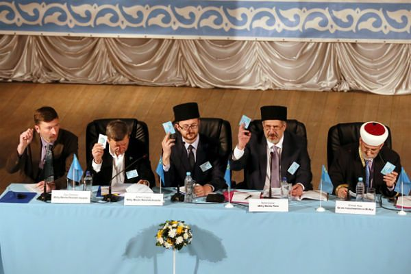 Obrady Tatarów Krymskich